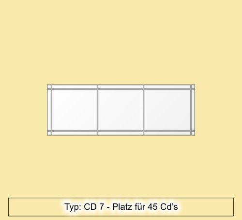 cd regal aus acryl plexiglas platz f r 45 berlin. Black Bedroom Furniture Sets. Home Design Ideas