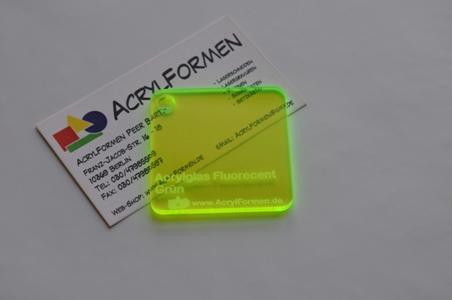 acrylglas zuschnitt rund 3 mm stark farbe fluorescent gr n gp max 353 73 m ebay. Black Bedroom Furniture Sets. Home Design Ideas