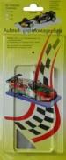 Aufstellplatte für 1:43 Slotcars Transparent