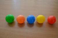 Kunststoffkugel Durchmesser 55 mm