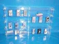 Setzkasten speziell für Zippo Feuerzeuge aus Acryl / Plexiglas®