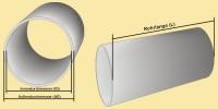 Plexiglas®rohr Durchmesser=20 mm GP: Max 21€/m